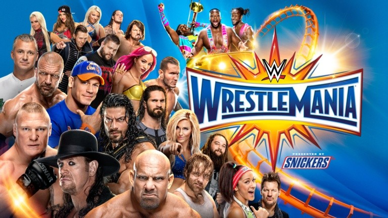 Nonton Film WWE WrestleMania 33 PPV (2017) Subtitle Indonesia Streaming Movie Download