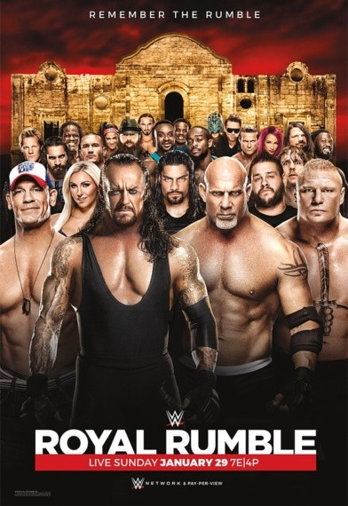 Nonton Film WWE Royal Rumble (2017) Subtitle Indonesia Streaming Movie Download