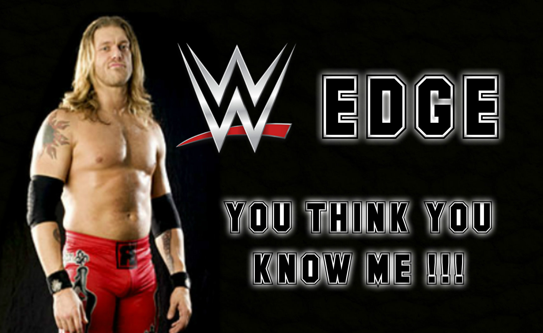 Nonton Film WWE Edge You Think You Know Me WD20 3rd April (2017) Subtitle Indonesia Streaming Movie Download