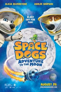 Nonton Film Space Dogs Adventure to the Moon (2016) Subtitle Indonesia Streaming Movie Download
