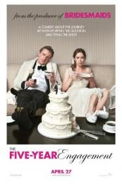 Nonton Film The Five-Year Engagement (2012) Subtitle Indonesia Streaming Movie Download
