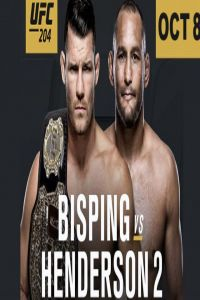 Nonton Film UFC 204 Bisping vs Henderson 2 8th October 2016 Subtitle Indonesia Streaming Movie Download