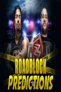 Nonton Film WWE Road Block End Of The Line 18.12 (2016) Subtitle Indonesia Streaming Movie Download