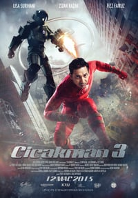 Nonton Film Cicakman 3 (2015) Subtitle Indonesia Streaming Movie Download