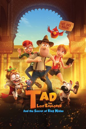 Nonton Film Tad the Lost Explorer and the Secret of King Midas (2017) Subtitle Indonesia Streaming Movie Download