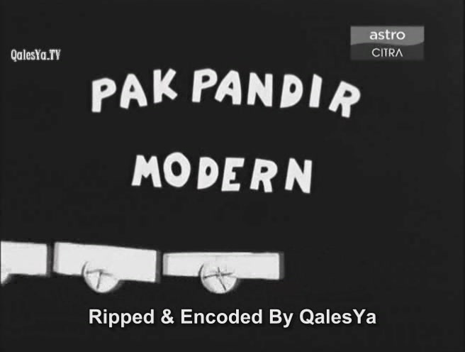 Nonton Film Pak Pandir Moden (1960) Subtitle Indonesia Streaming Movie Download