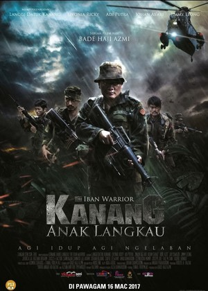Nonton Film Kanang Anak Langkau The Iban Warrior (2017) Subtitle Indonesia Streaming Movie Download