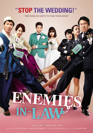 Nonton Film Enemies In-Law (2015) Subtitle Indonesia Streaming Movie Download