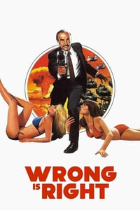 Nonton Film Wrong Is Right (1982) Subtitle Indonesia Streaming Movie Download