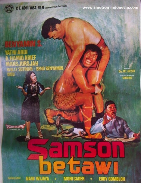 Nonton Film Samson Betawi (1975) Subtitle Indonesia Streaming Movie Download